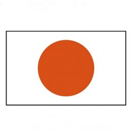 Japanese Flag Sticker