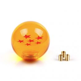 Dragon Ball Shift Knob 6 star